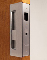 Cavilock Magnetic Privacy Pocket Door Lock - CL400B