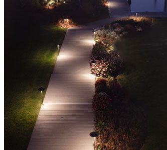 Solar Lamp Post And Solar Landscape Lighting Vs Electric