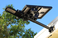 Solar Wall Mount Light is a commercial grade street or driveway light for your home.