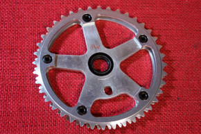 "Phil Wood BMX Spider: 130mm, 40/39t Chainrings 1/8"" RARE"
