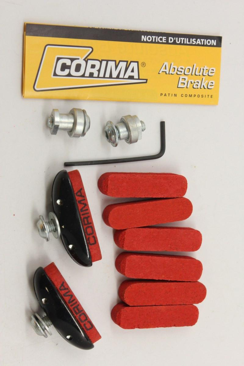 Carbon Rim Pads Corima Absolute Composite Bike Brake Pads