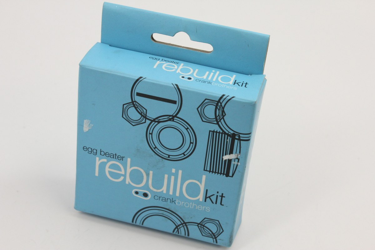 CRANK BROTHERS CANDY 11 4 PEDAL BALL \ NEEDLE BEARING REBUILD KIT EGGBEATER 3