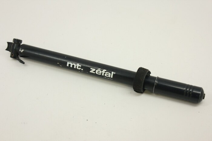 Mt. Zefal Frame Pump - Bike Recyclery