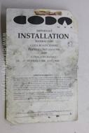 Coda Magic Motorcycle Instruction Sheet