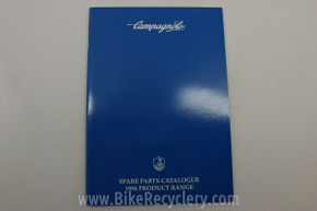 1994 Campagnolo Spare Parts Catalog: Dealer-Only 60 Pages MINT
