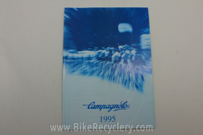 1995 Campagnolo Product Range Catalog: 38 Pages MINT