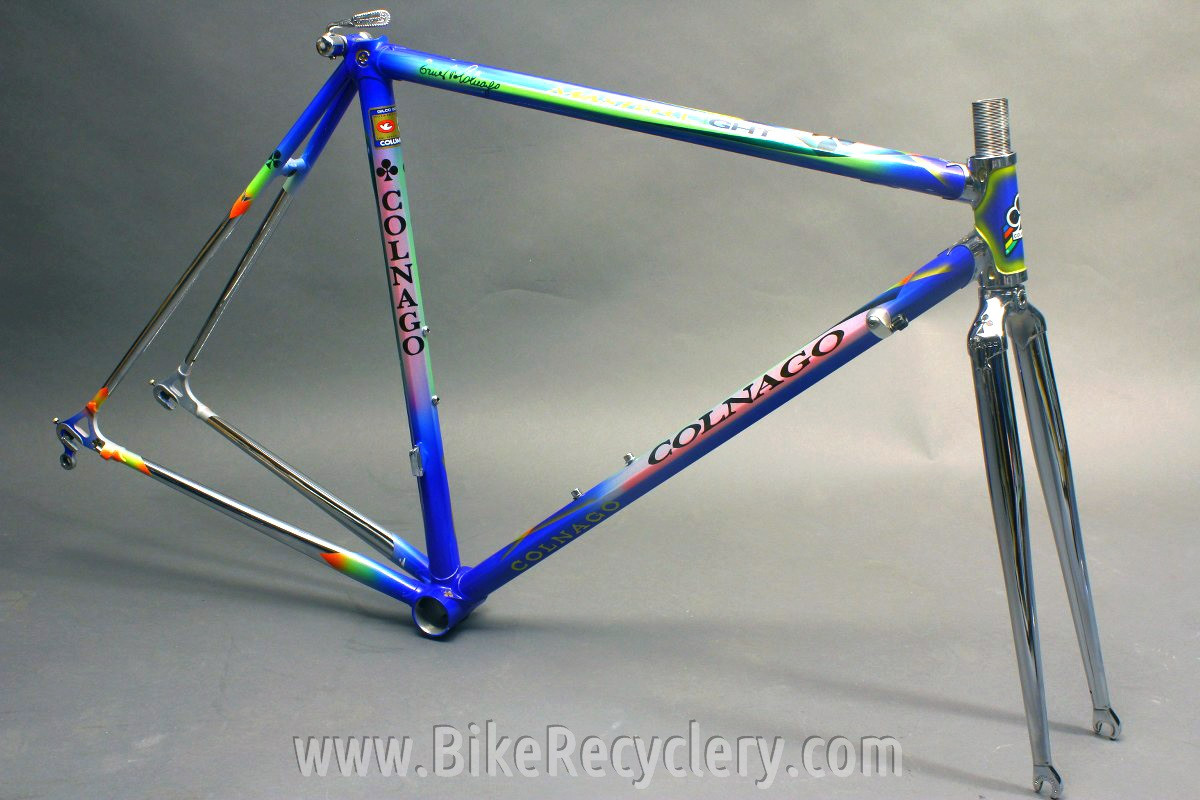 """Colnago Clover Decal Individual 1/"""" Square"""