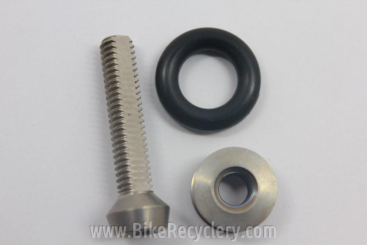 NOS Vintage Campagnolo  Brake Adjustment Barrel O Rings
