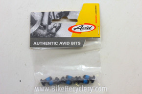Avid Disc Brake Rotor Bolts Kit: T25 (6 Bolts)