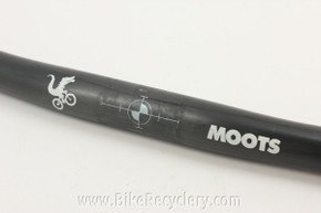 1990's MOOTS Carbon Mountain Bike Handlebar: Made by Reynolds RARE