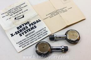 PROTOTYPE Speedplay 1st Gen X-Series Bryne Pedals: Unobtanium!