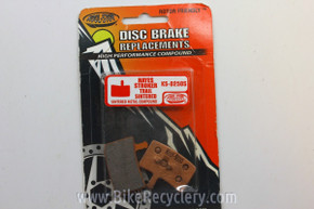 Kool Stop Hayes Stroker Trail Sintered Brake Pads  (pair)