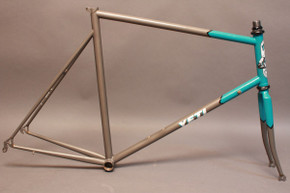 NOS PROTOTYPE/Custom Yeti Cycles Time Trial Frame & Fork 56cm 57cm ~1991 650c