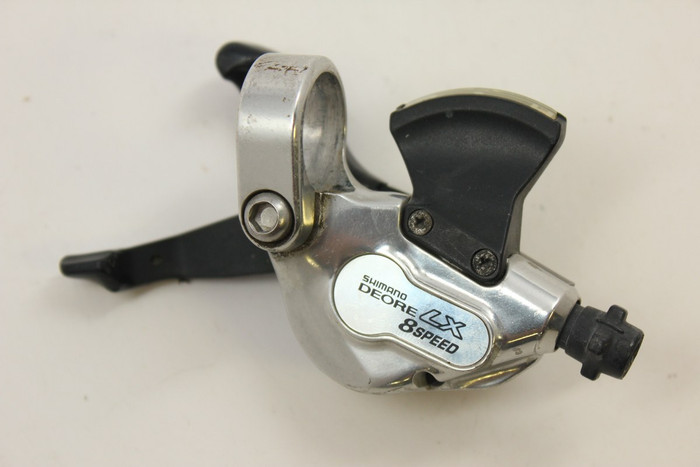 Shimano Deore LX 8-Speed Rapidfire Shifter: SL-M569 Right/Rear