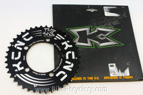 KCNC Blade MTB Chainring: 42t x 94mm BCD Black NEW