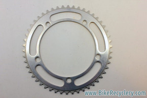 Sugino Mighty Competition Strada Chainring: 50T, 144 BCD