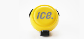 ICEdot Crash Sensor: Includes 1 Year Premium Membership, NEW