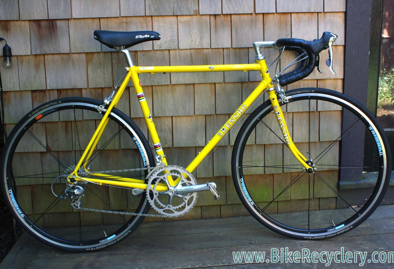 3rensho Katana S Road Bike Fully Restored New Ultegra