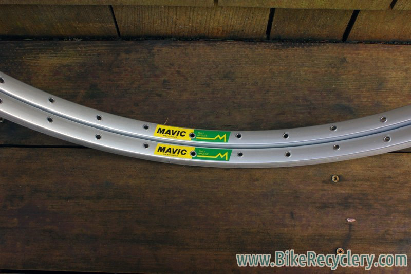 Fahrradteile & -komponenten New Old Stock Vintage French Mavic MA2 Clincher Rims in 700c Radsport