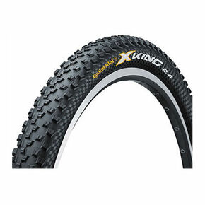 "Continental X-King 29er ProTection MTB Tire: 29x2.4"" Black Chili Compound"