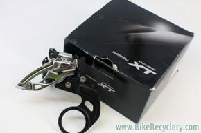 NEW Shimano XT FD-M780-E Front Derailleur: 10 Speed - Triple - E Type Mount