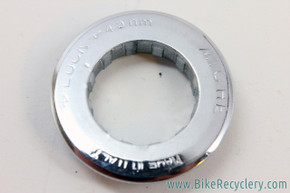 Miche Cassette Lockring for Campagnolo 10/11sp - 27mm Threads - 12t / 13t / 14t First Cog - NEW