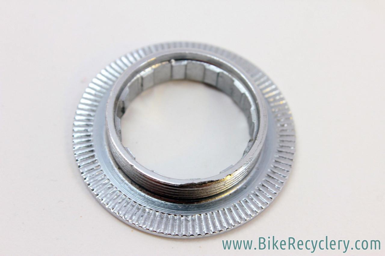 New Campagnolo Compatible Miche Silver Cassette Lockring 27 x 1 Thread 12t