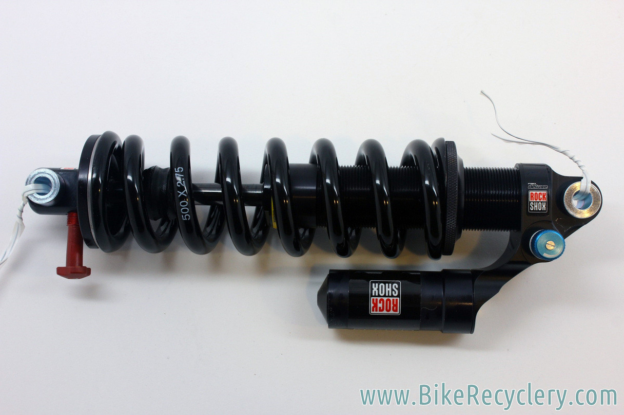 Mountain bike rear shock 7.5 x 2.0""