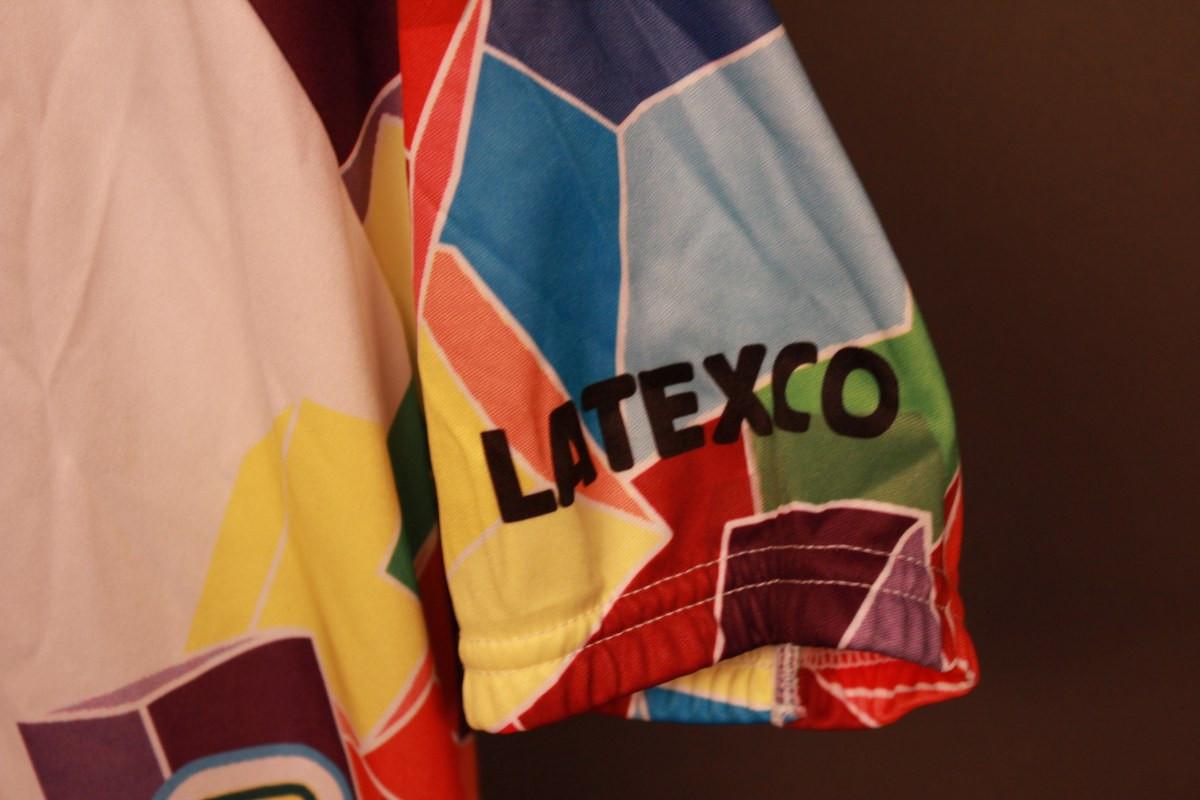 e76f2aa5b ... Vintage Colnago Team Mapei Jersey XXXL (US Size XL) Latexco-Sportful-Bricobi.  Image 1. Image 1. Zoom · Image 1 · Image 2 · Image 3 ...