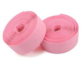 Cinelli Cork Handlebar Tape: Pink (Easter rose pink?)