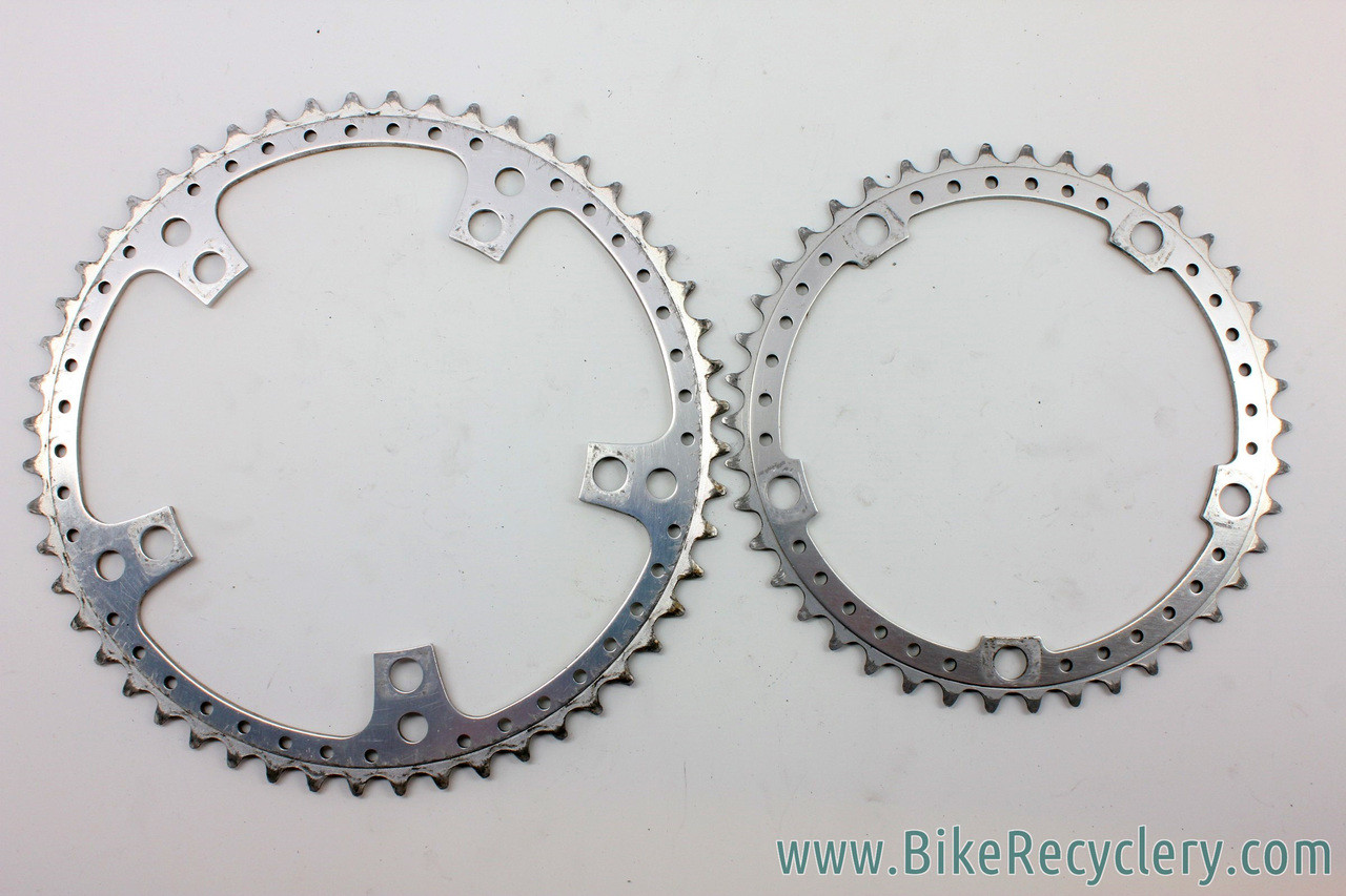 """NOS New Old Stock Sugino 52T Mighty Competition Vintage Chainring 144BCD 3//32/"""""""