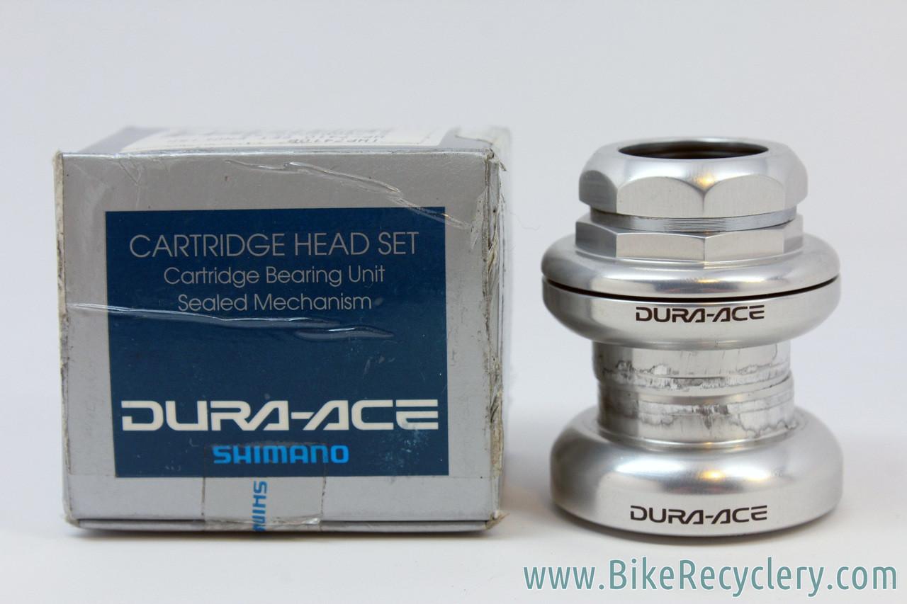 "Shimano Dura Ace HP-7410 1/"" English Threaded Road Bike Cartridge Bearing Headset"