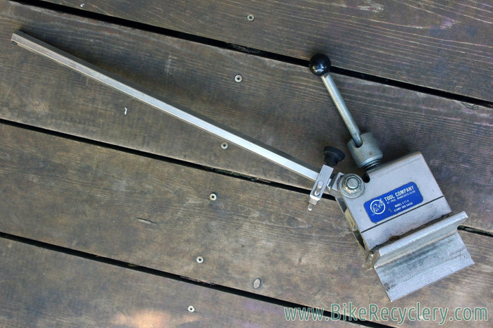 Park Tool Ft 4 Fork Clamp And Gauge For Diagnosing