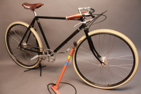 2012 Pashley Guv'nor 3-speed Bicycle: Brooks B17 Titanium, 20.5""
