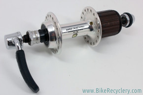 NOS Suntour XC Pro Rear Hub: 7-Speed MicroDrive - WTB Grease Guard - QR Skewer - 32H (take off)