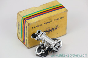 NIB/NOS Campagnolo Nuovo Record Rear Derailleur: Pat 1984 (Take-Off)