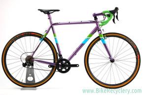 2012 Vanilla Speedvagen CX Machine: Surprise Me! Paint - Steel - 57cm - Under 200 Miles (Near Pristine!)