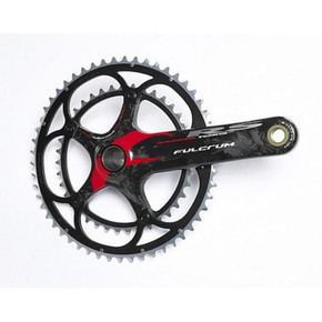 Fulcrum R-Torq RS Crankset: Carbon - 10sp - 175mm - 53/39t - 649g (NEW)