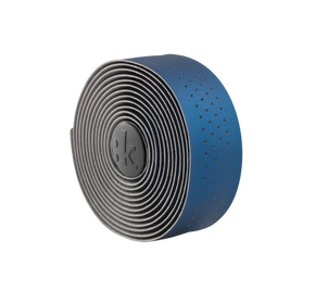Fizik Superlight Classic Touch Microtex Bar Tape: Metallic Blue