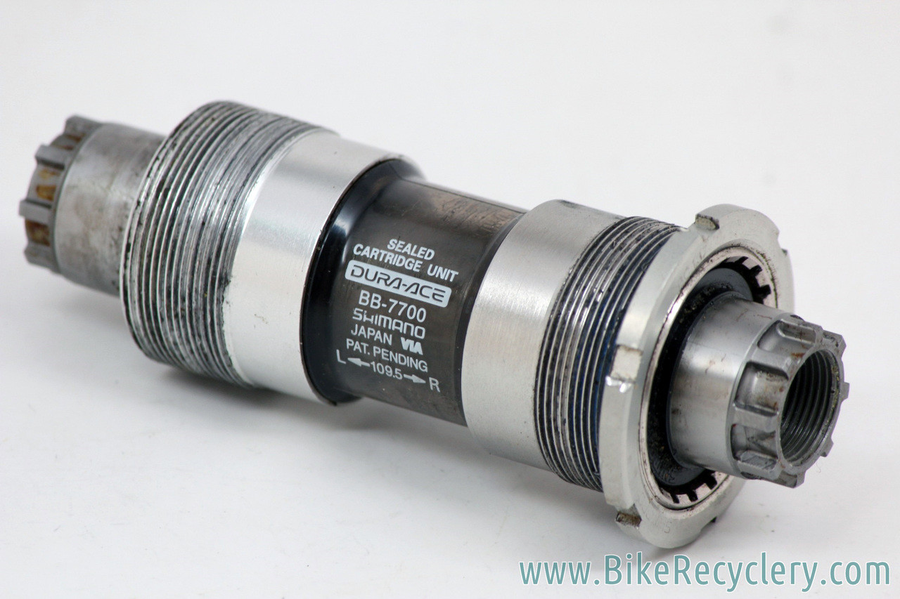 SHIMANO 105 BB-5500 OCTALINK V1 68MM--109.5MM SEALED BICYCLE BOTTOM BRACKET