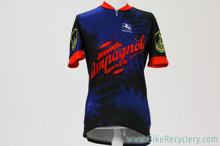 Campagnolo   Giordana Cycling Jersey  Medium - Blue Red (EXC) - Bike ... 49c12b43f