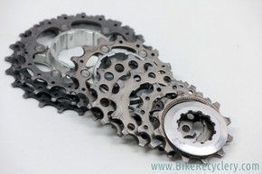 Shimano Dura Ace CS-7700 9 Speed Cassette: 12-23t