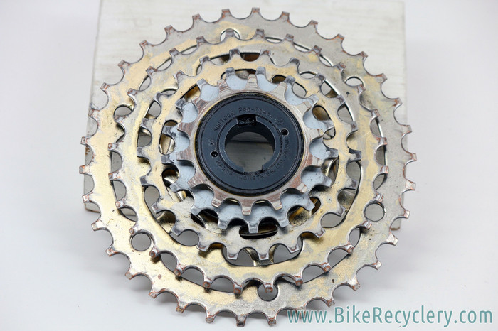 Something vintage suntour freewheels have removed