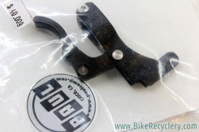 "Paul E-Lever Brake Lever: Right, 7/8"" (22.2mm) Black (NEW)"