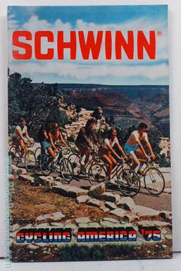 1975 Schwinn Consumer Catalog / Brochure (mint)