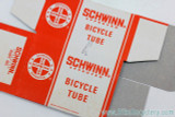 """*second of these ordered gets this one, that's mint but has a pen mark above """"Schwinn"""" here"""