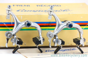 Campagnolo C-Record COBALTO Brakeset: Mounted on Show Bike & Near MINT - Front/Rear Pair