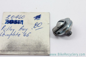 NOS Sturmey Archer Braze On Guide Pulley: Alloy - 1950's & 1960's  - RARE