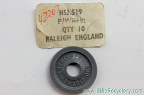 NOS Sturmey Archer Guide Pulley: Grey - HSJ.519 - Vintage 1960's 1970's 1980's