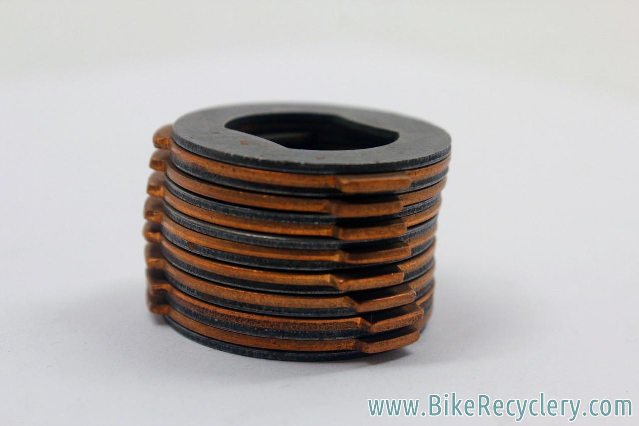 Vintage Nos = Brake Disc Set for New Departure Coaster Brake Hubs